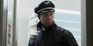 Denzel Washington as Whip Whitaker in Flight  (Paramount Pictures)