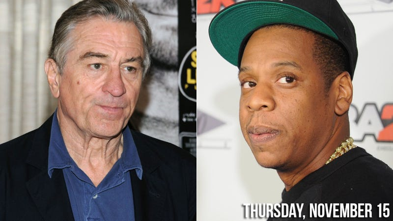 Illustration for article titled Jay-Z Unwisely Invokes The Wrath of Robert DeNiro