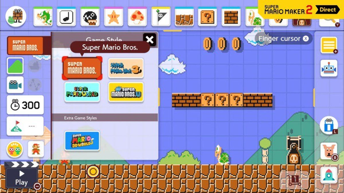 The Internet Has Some Ideas For More Mario Maker 2 Game Styles