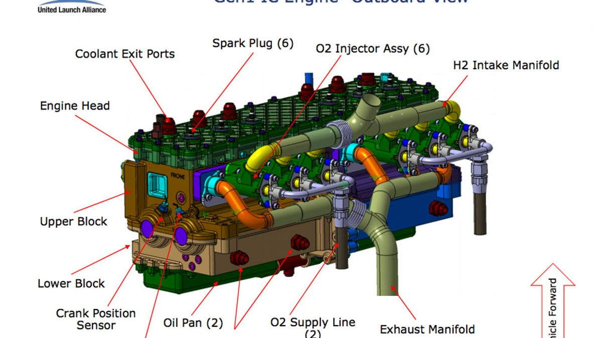 A Nascar Team Is Building The First Internal Combustion Engine To Go Diagram Into Outer Space