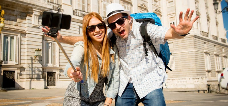 Illustration for article titled US Festivals Are Now Banning Selfie Sticks, Too