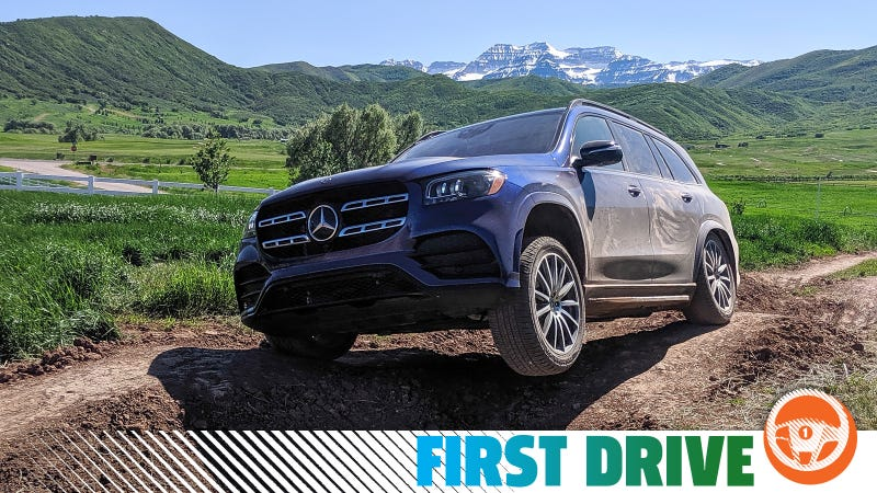 The 2020 Mercedes Benz Gls Has Impossible Shoes To Fill