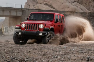 Illustration for article titled I drove a JL Jeep Wrangler
