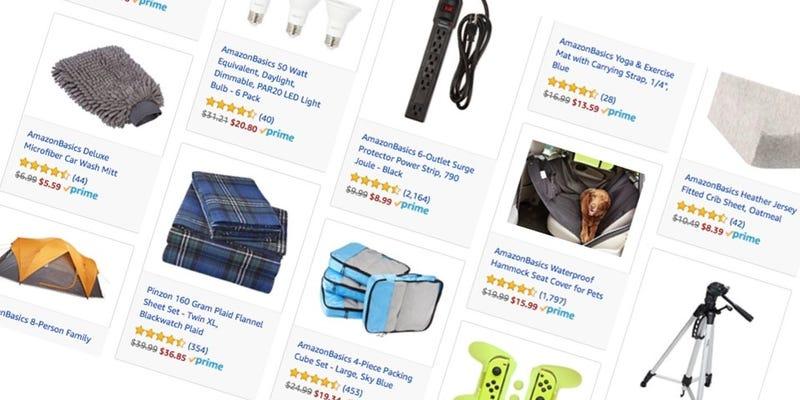 AmazonBasics and Pinzon Gold Box