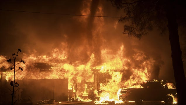 We re Speeding Toward Climate Hell, UN Warns