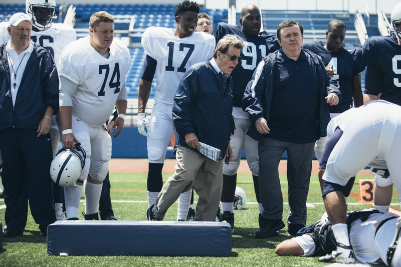 Illustration for article titled Al Pacino and Barry Levinson's HBO tour of disgraced 20th century newsmakers arrives at Paterno