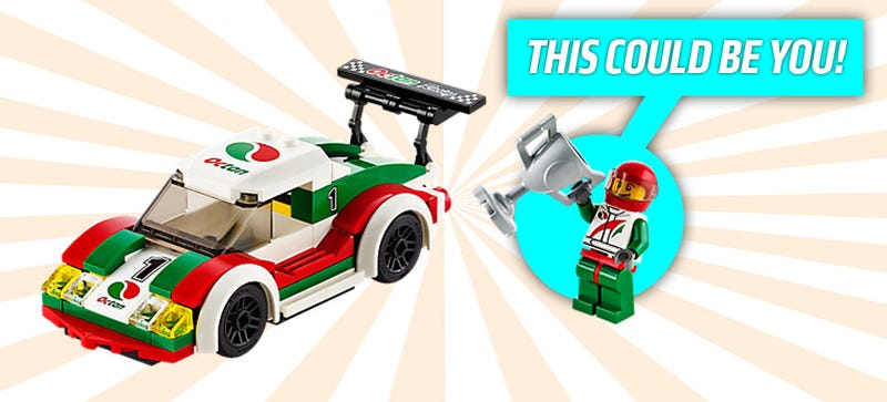 Illustration for article titled Lego Wants To Hire A Jalopnik Reader