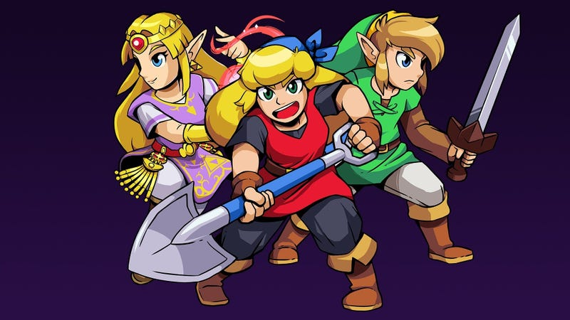 Illustration for article titled Cadence of Hyrule Reminds Me Why I Love Zelda