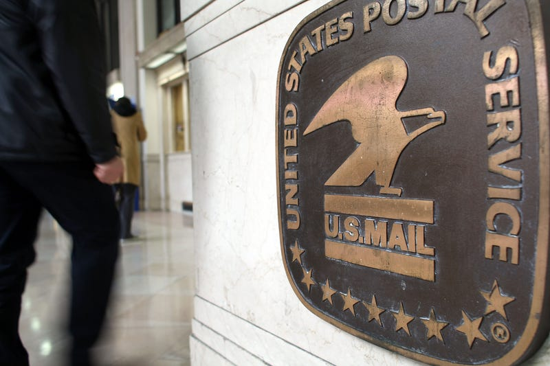 Illustration for article titled 'Stop Blaming White People' Sign Prompts Investigation at New Jersey Post Office