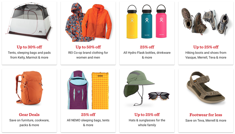 REI Fourth of July Sale | REI