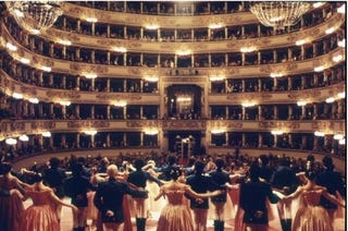 Illustration for article titled Why Your Stadium Sucks: La Scala Opera House (Teatro alla Scala; Milan, Italy)