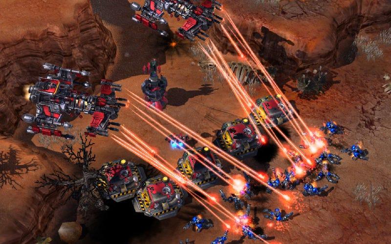 Illustration for article titled Blizzard ha cancelado el shooter de StarCraft para centrarse en Diablo 4 y Overwatch 2