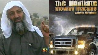 "Illustration for article titled Bin Laden scuttled plan for ""Pickup Trucks of Death"""
