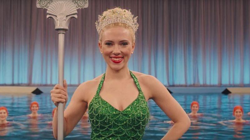 Scarlett Johansson wants to voice a Disney princess