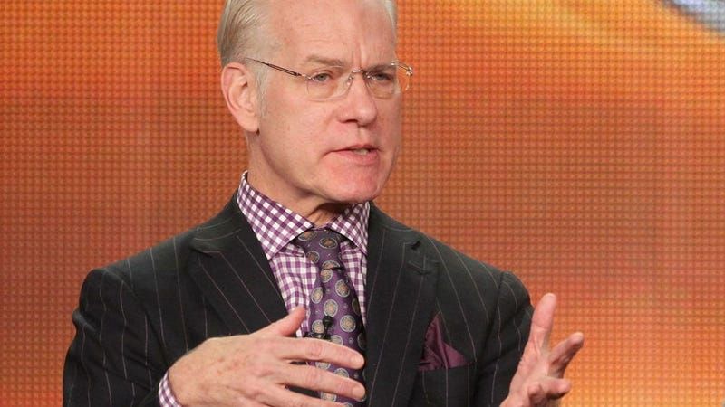 3af354b276 Illustration for article titled Tim Gunn Has Not Had Sex in 29 Years