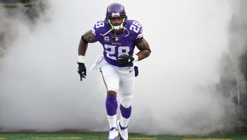 new concept a4e9b 79a99 Columnist Suggests Adrian Peterson Hit His Kid Because He ...