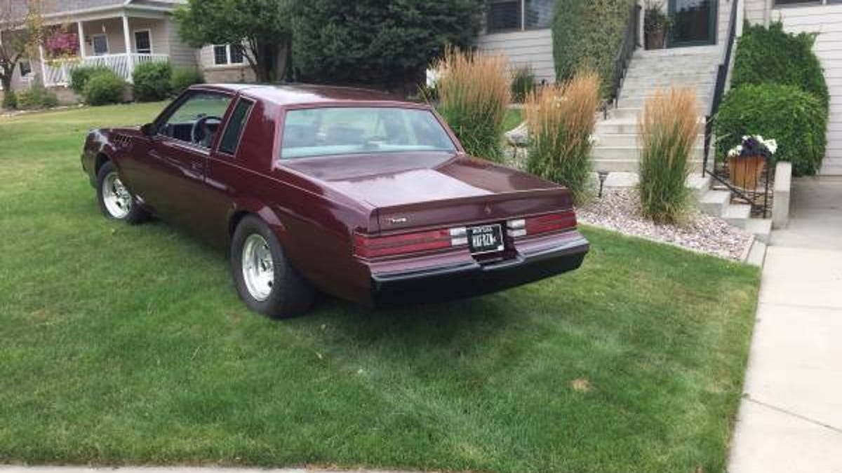 Found on Montana Craigslist: Better Red than Grand National