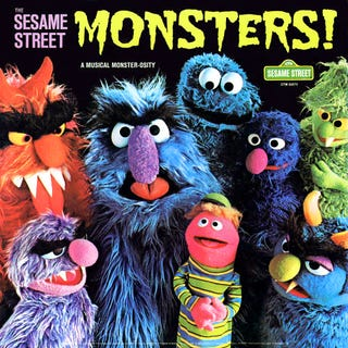 Illustration for article titled A Child's Treasury of Terrifying Sesame Street Segments