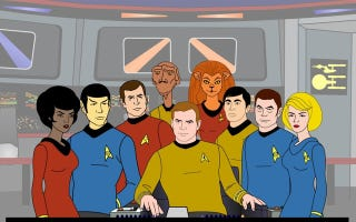 Illustration for article titled It's a Star Trek Anniversary!