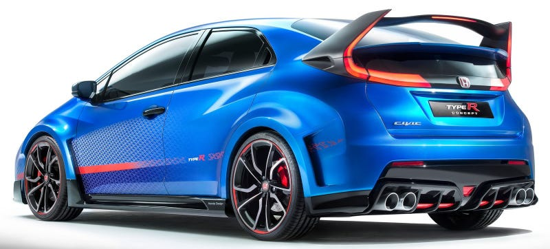 Illustration for article titled Honda Is Planning An Entire Family Of Turbo Engines With VTEC, Yo