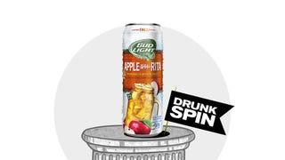 Illustration for article titled Bud Light Apple-Ahhh-Rita Is Bullshit; Drink Cider Instead