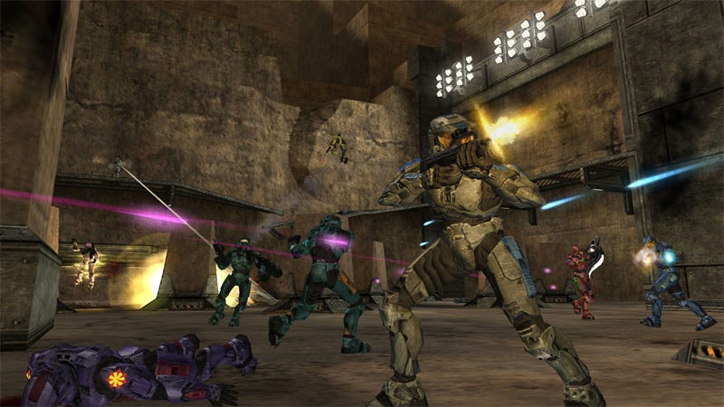 Illustration for article titled Report: Halo 2 Is Holding Back Your Xbox Live Friends List