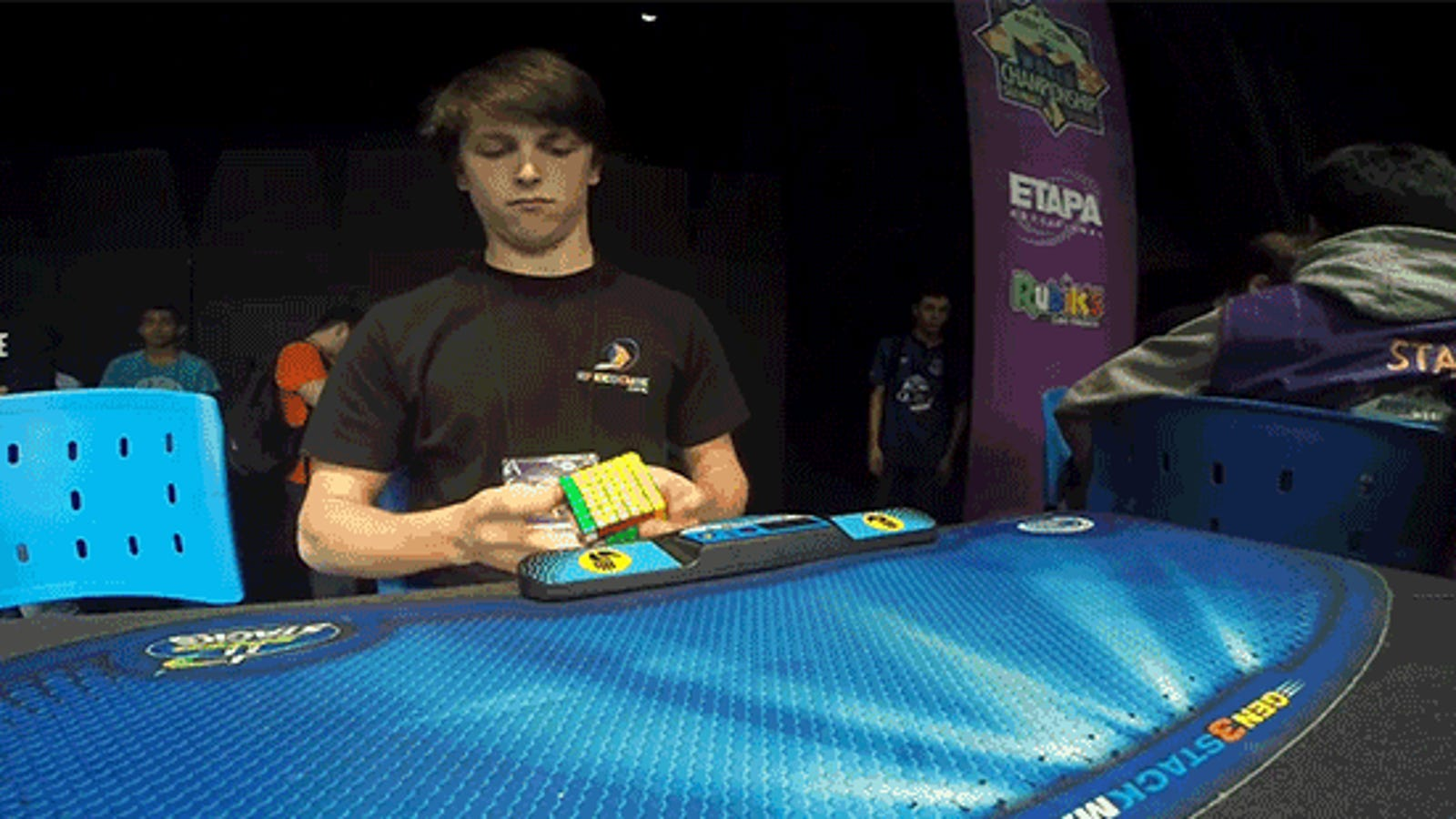 Solving a 7x7 Rubik's Cube In Just Over Two Minutes Is Miraculous