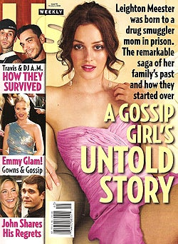 Illustration for article titled This Week In Tabloids: Suri's Lonely Life; Leighton's Sordid Past & Possible Nose Job