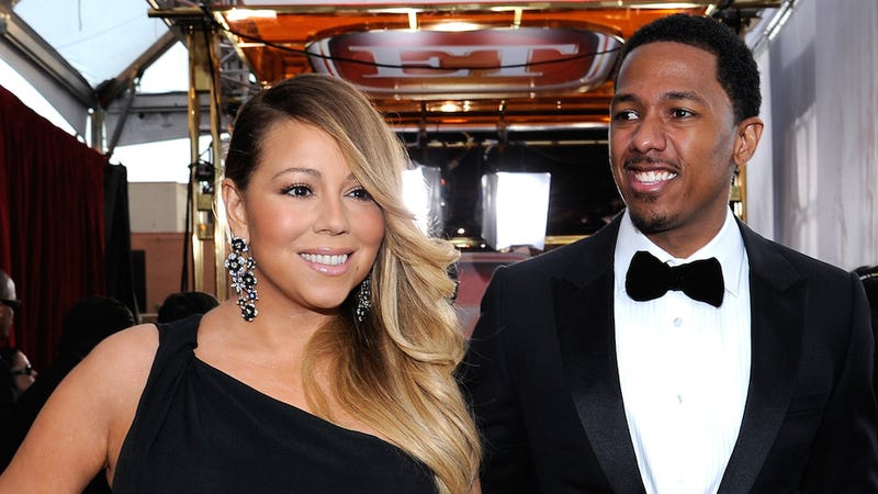 "Illustration for article titled ​Nick Cannon Insists He Left Mariah, Concerned For Her ""Emotional State"""