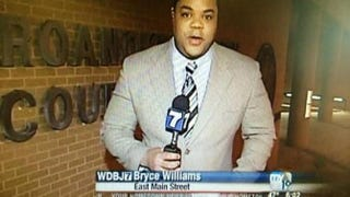 Vester Lee Flanagan II, who also went by the name Bryce Williams, had a wig, extra license plates, a gun and rounds of ammunition when he was caught by Virginia State Police, officials say. Flanagan, who shot himself as police closed in, was pronounced dead at a local hospital. WDBJ Screenshot