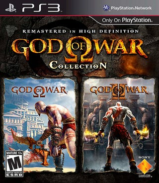 Illustration for article titled God Of War Collection Dated And Trophied