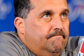 """Illustration for article titled Stan Van Gundy A """"Working-Class Hero,"""" Says Newspaper For Rich People (UPDATE)"""