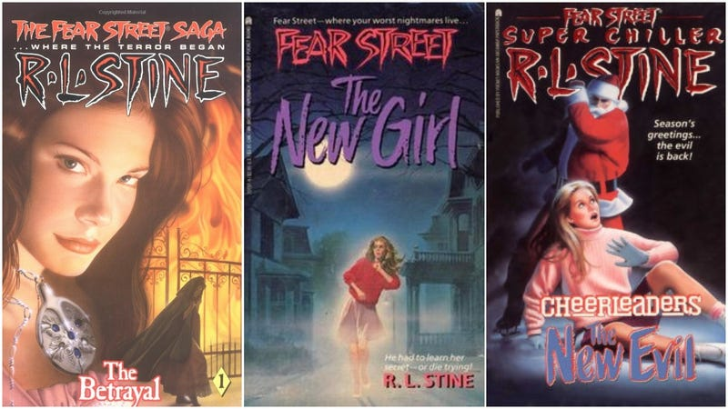 Illustration for article titled With Fear Street, R.L. Stine emerged as YA's preeminent teen slasher