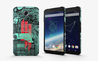 Illustration for article titled Skrillex Made Some Expensive, Pointless Phone Cases With Google