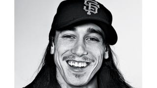 Illustration for article titled Meet Tim Lincecum, Fashion Icon