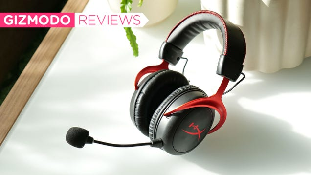 HyperX s Cloud II Wireless Is a Simple Gaming Headset Done Right