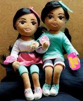 Illustration for article titled TY: Dolls Not Modeled After Sasha & Malia
