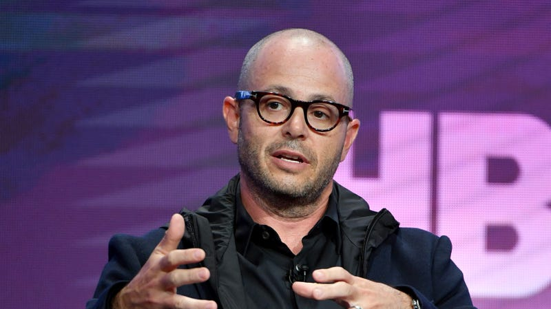 """Illustration for article titled Alan Moore """"not thrilled"""" about HBO's Watchmen, Damon Lindelof says """"fuck you, I'm doing it anyway"""""""