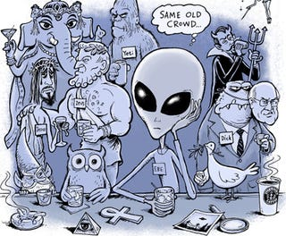 Illustration for article titled UFO Festival Lands in New Jersey