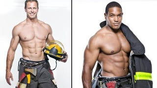 Illustration for article titled Here's America's Bravest (And Hottest) Firefighters In A Calendar Shoot