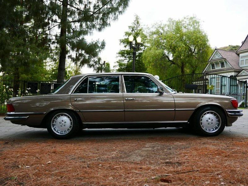 For $38,000, Could This 1979 Mercedes-Benz 450SEL 6.9 Make You Number One?