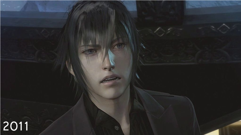 Illustration for article titled Final Fantasy Versus XIII Dude, You've Changed