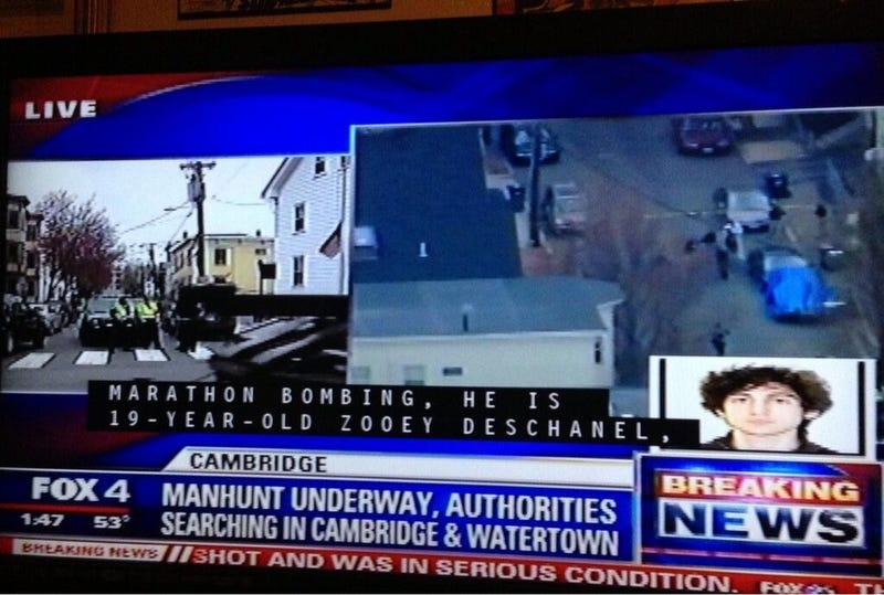 Illustration for article titled Fox 4 Closed Caption Error Is Best Thing to Come Out of a Shitty Week