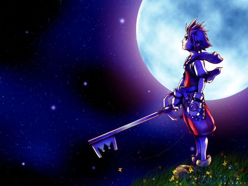 Illustration for article titled The Essential Guide to Understanding Kingdom Hearts