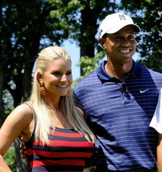 Illustration for article titled Tiger Stands To Earn Someone Some Cash If He Keeps Up Infidelity