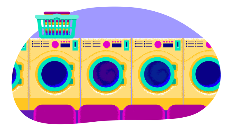 Illustration for article titled Keep it Clean: How To Do Laundry Without Losing Your @!*& Mind