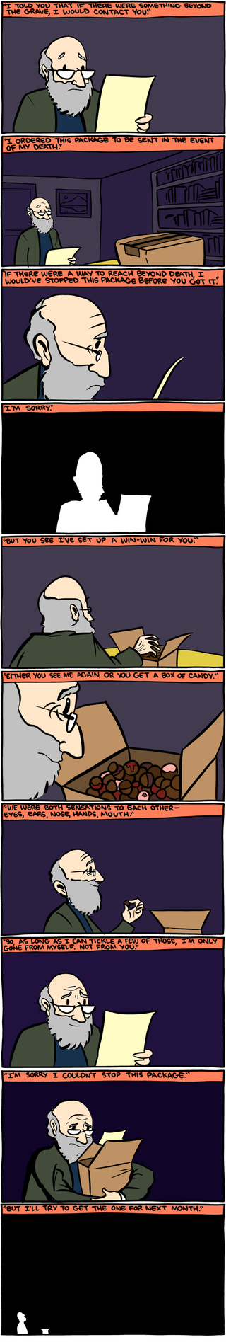 Illustration for article titled SMBC remains a great comic