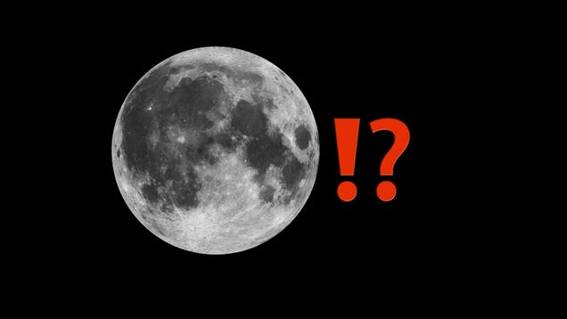 Take a Guess at What NASA's Exciting Moon Discovery Might Be