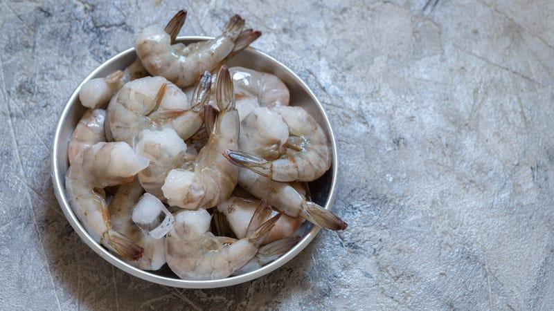 Illustration for article titled U.K. shrimp test positive for cocaine
