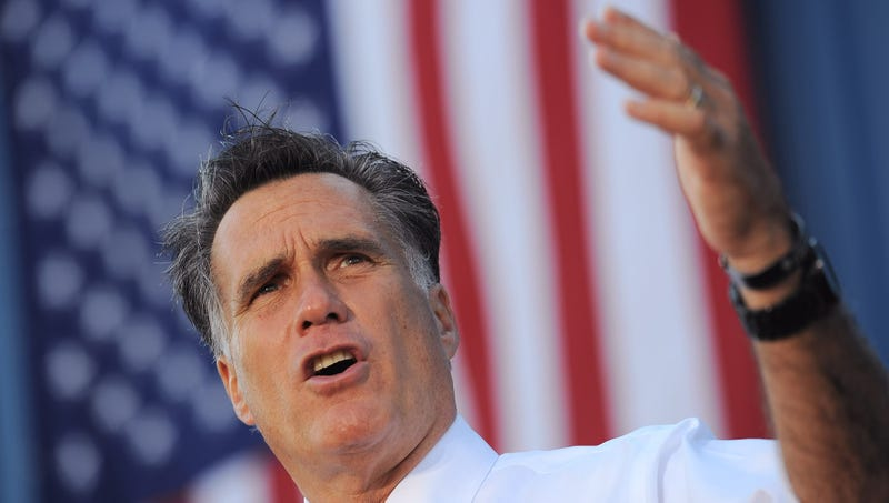 Illustration for article titled Romney Enchants Nation With Lovely Concession Song
